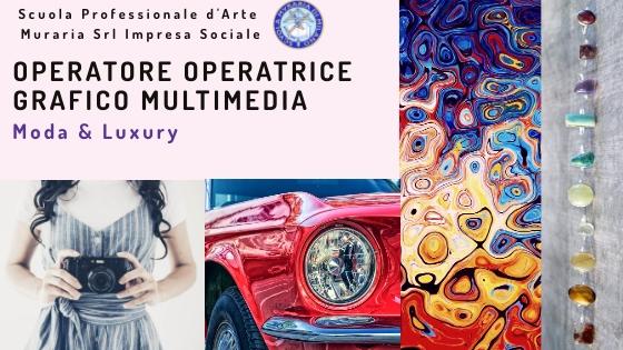 Operatore grafico multimedia e Operatrice grafico multimedia: un percorso, tre possibili indirizzi(segue)